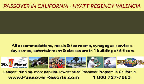 Passover Resort – Click Here