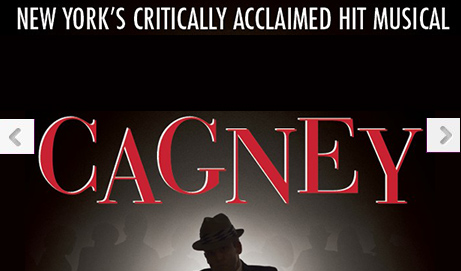Cagney The Musical – Click Here
