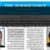 Jewish Voice and Opinion April 2013