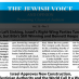 Jewish Voice and Opinion January 2013