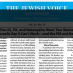 Jewish Voice and Opinion July 2013