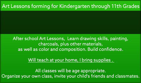 Art Lessons – Click Here